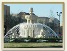Ridgeland, Fountain